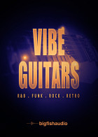 Vibe Guitars: R&B, Funk, Rock, Retro Hip Hop Guitars Loops
