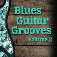 Blues Guitar Grooves Vol.2 product image