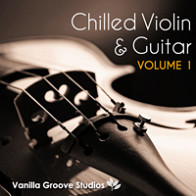 Chilled Violin and Guitar Vol.1 product image