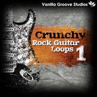 Crunchy Rock Guitar Loops Vol.1 product image