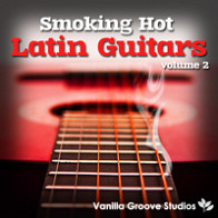 Smoking Hot Latin Guitars Vol.2 product image