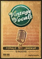 Vintage Vocals Funk Instrument