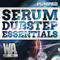 Pumped Serum Dubstep Essentials product image
