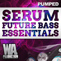 Pumped Serum Future Bass Essentials product image