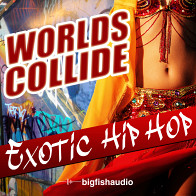 Worlds Collide: Exotic Hip Hop product image