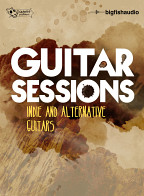 Guitar Sessions: Indie and Alternative Guitars product image