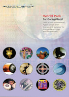 WORLD PACK: Apple Loops Compilation product image