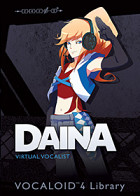 Vocaloid4 Daina product image